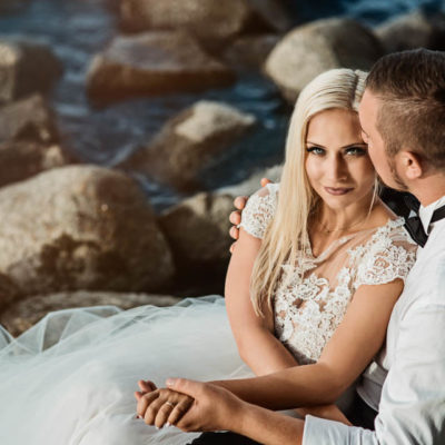 Ela & Michał | ślubna historia | fotograf Stargard