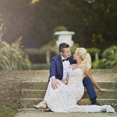 Magda & Marek – ślub w stylu glamour