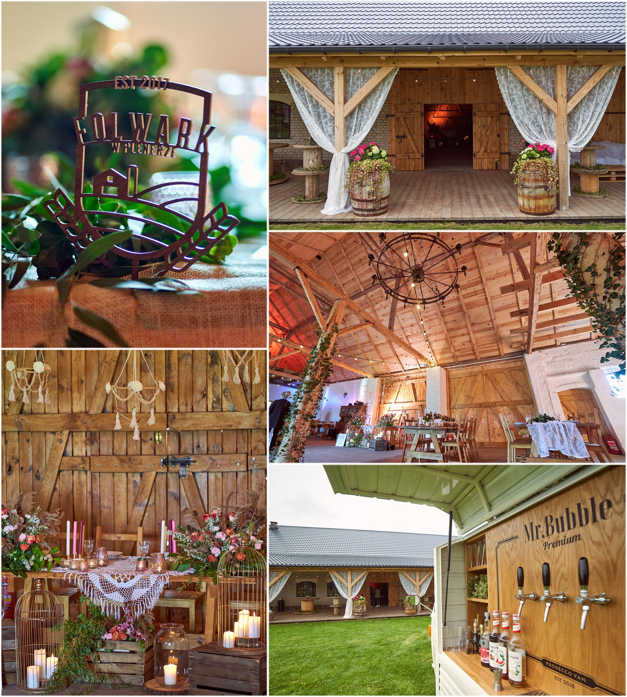 stodola na wesela Stargard