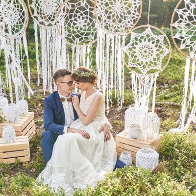 Justyna i Kuba – rustykalne wesele w stodole